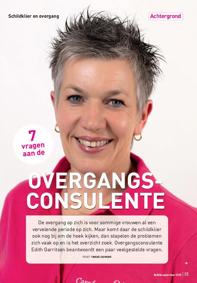 Overgangs Consulente Edith Garitsen